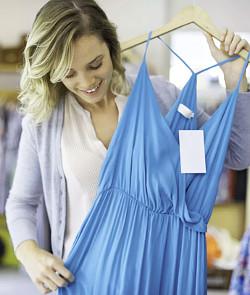 Примерка одежды Фаберлик