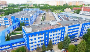 Фабрика Фаберлик в Москве