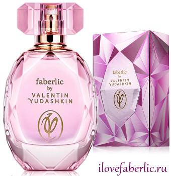 Faberlic by Valentin Yudashkin Rose